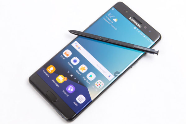 Samsung Makes New Phone Using Recycled Note 7 Parts - Spur Magazine