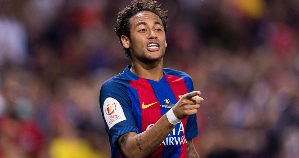 Neymar to Remain at Barcelona - Spur Magazine