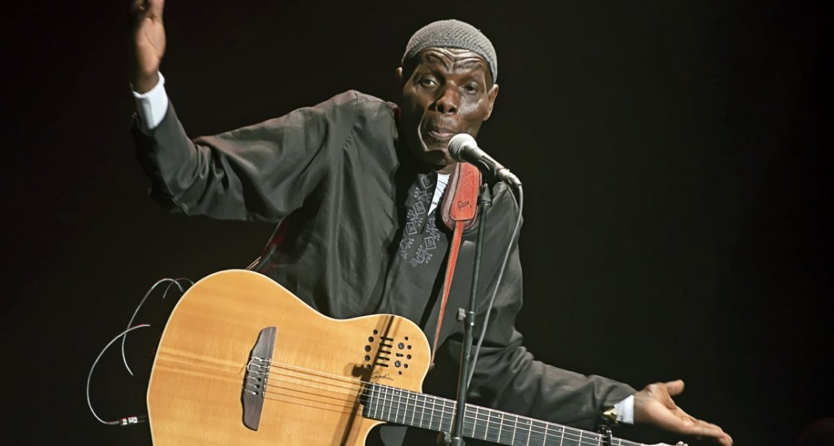 Oliver Mtukudzi Brings Kampala to Its Knees - Spur Magazine