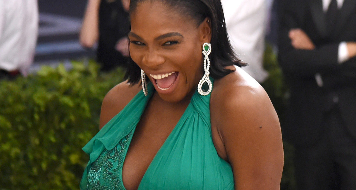 Serena Williams Baby Shower - Spur Magazine