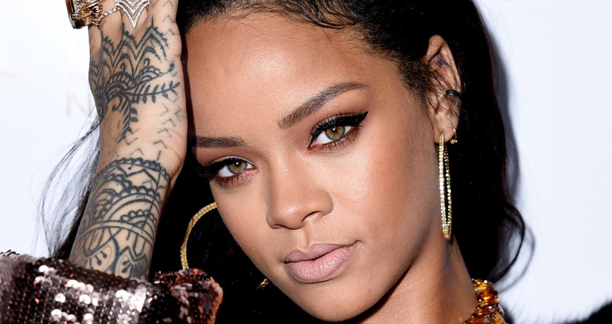 Rihanna Finds Love in Saudi Arabia 1