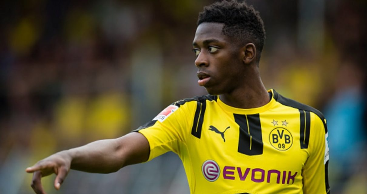 Barcelona Make a Move for Ousmane Dembele - Spur Magazine