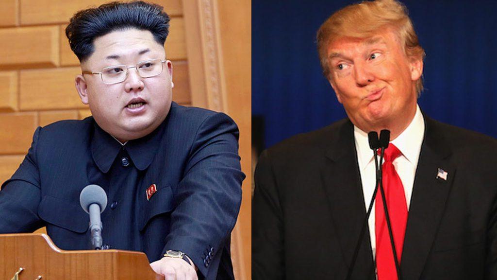 Donald Trump Threatens North Korea with Fire - Spur Magazine
