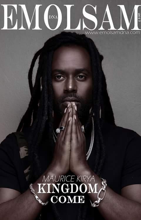 Maurice Kirya Grabs DNA Magazine Cover Deal - Spur Magazine