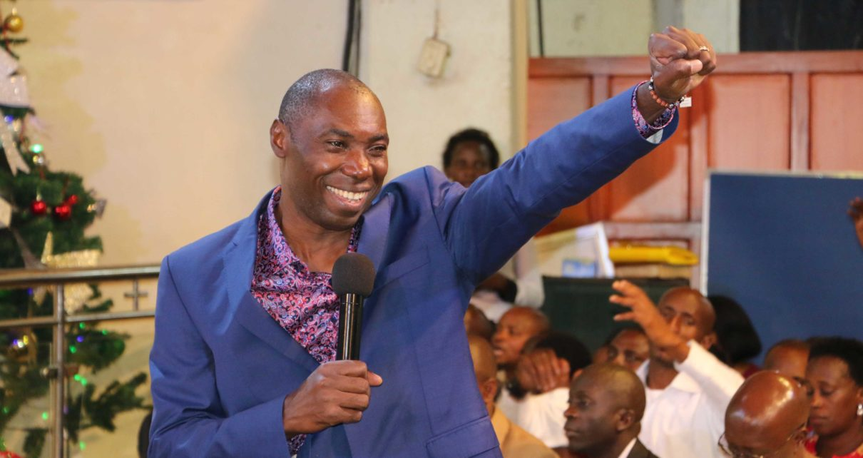 Pastor Kakande On the Run - Spur Magazine