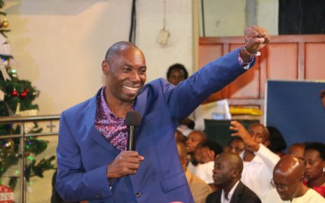Pastor Kakande On the Run - Spur Magazine