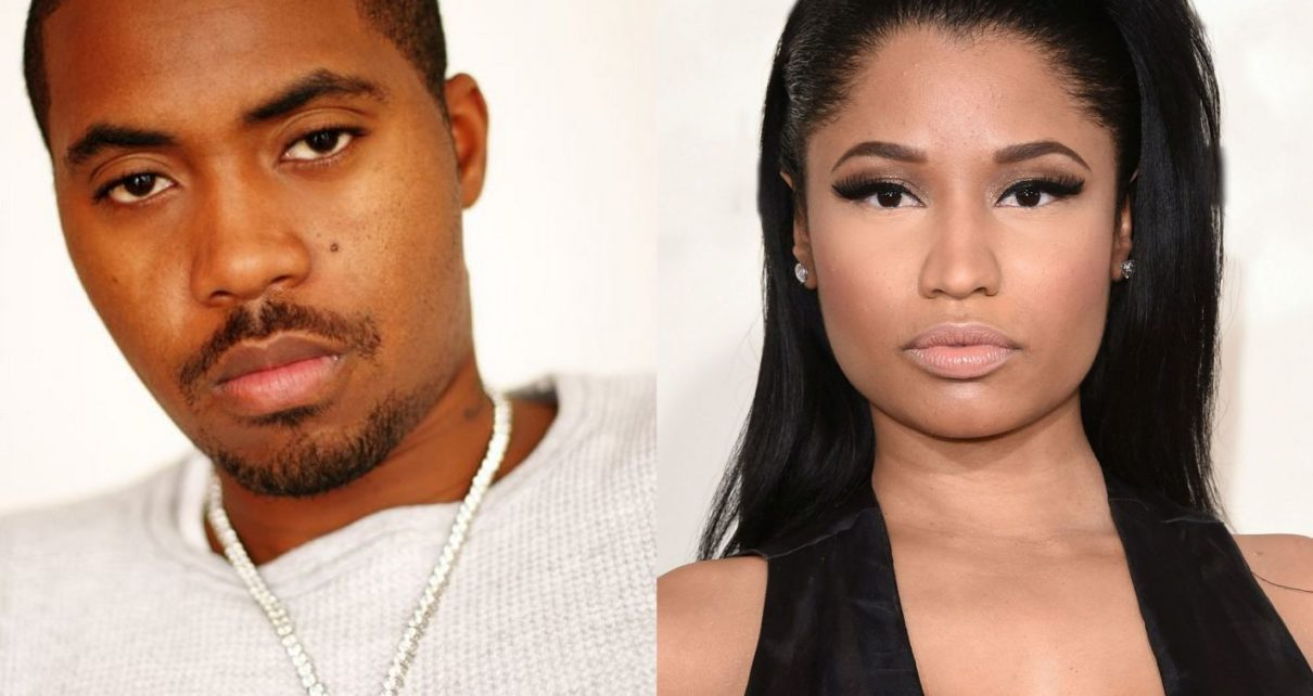 Nicki Minaj and Nas Romance Gets Hotter - Spur Magazine
