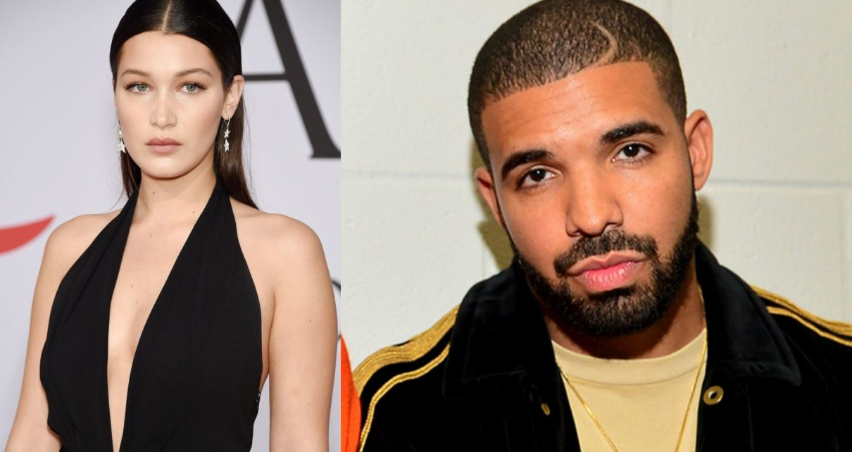 Drake and Bella Hadid Dating Rumors - Spur Magazine