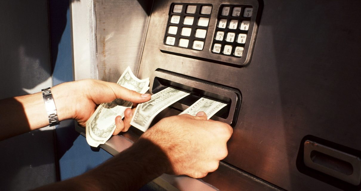 Man Attacks ATM for Giving Him More Money - Spur Magazine