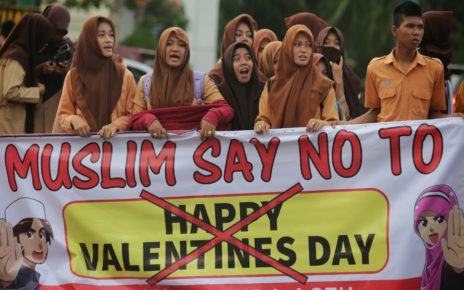 Indonesian Cities Ban Valentines Day | Spur Magazine