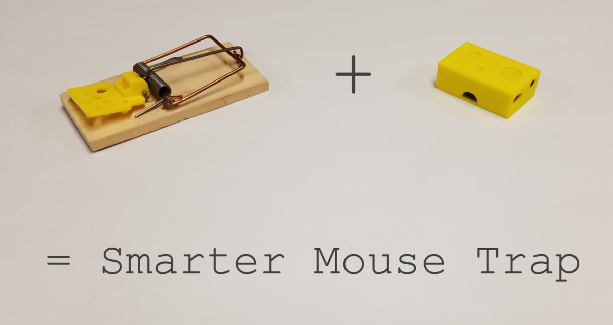 Meet the Mouse Trap with Wi-Fi - Spur Magazine