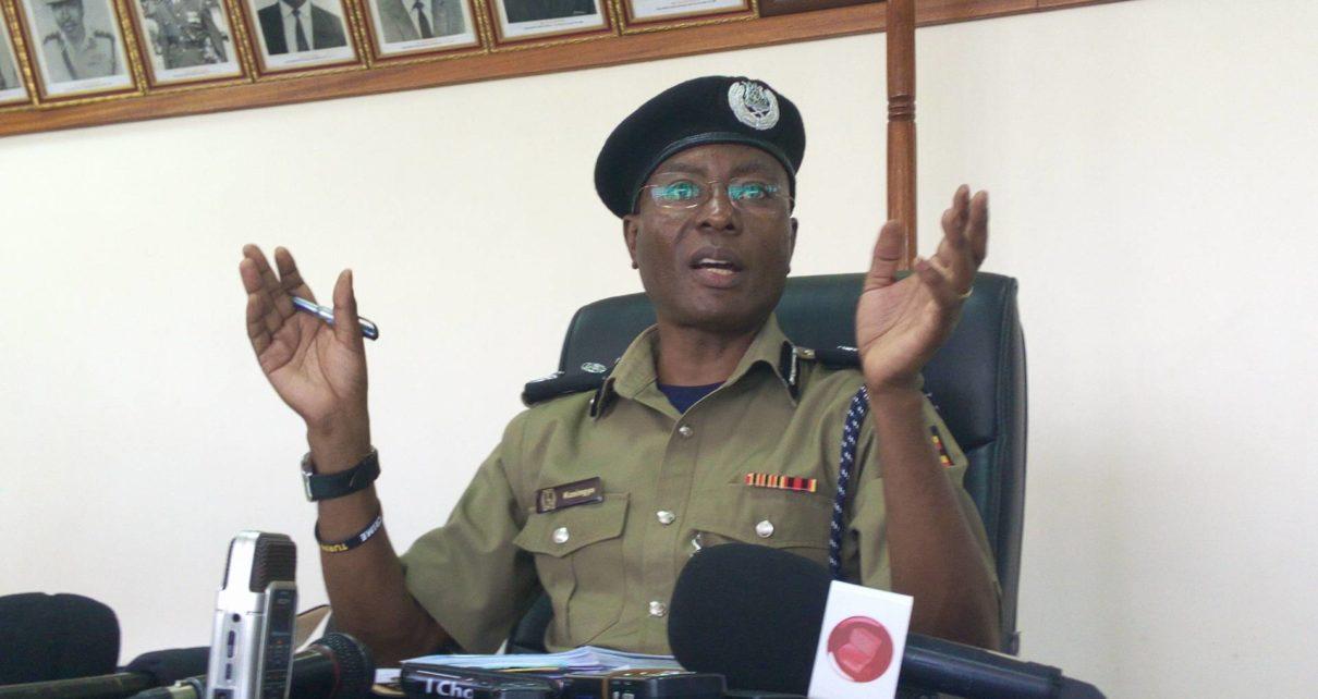 Uganda Police AIGP Asks APass What Dididada Means | Spurzine
