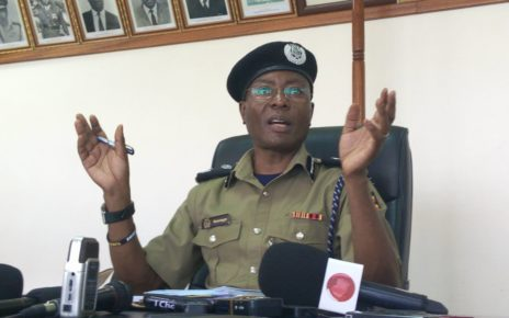 Uganda Police AIGP Asks APass What Dididada Means | Spurzine