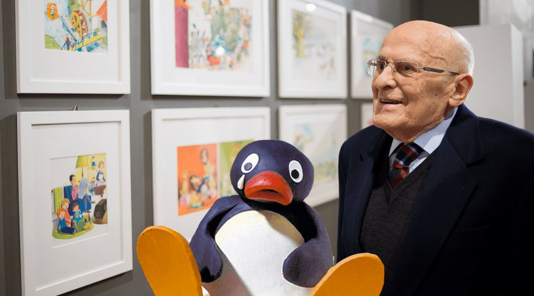 Classic Pingu Cartoon Creator Dies at 88 | Spurzine
