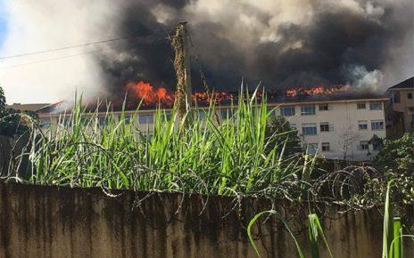 MUBS Hostel: Baheesi On Fire   Spurzine