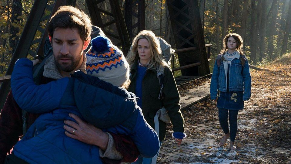 A Quiet Place 2018 Movie Review: An Incredible Master Piece   Spurzine