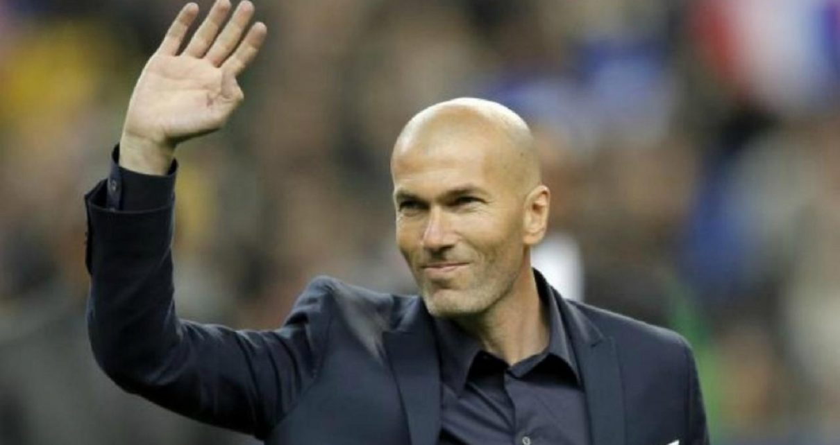 Zinedine Zidane Resigns from Real Madrid 1