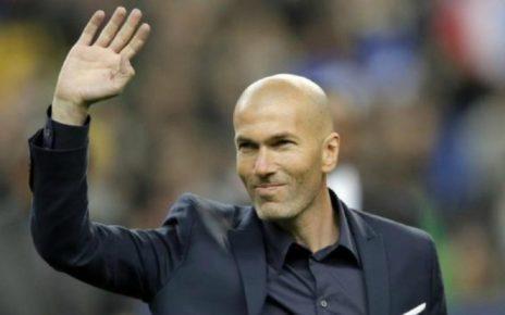 Zinedine Zidane Resigns from Real Madrid 3