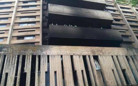 Fire at Mary Stuart Hall Makerere - Spurzine