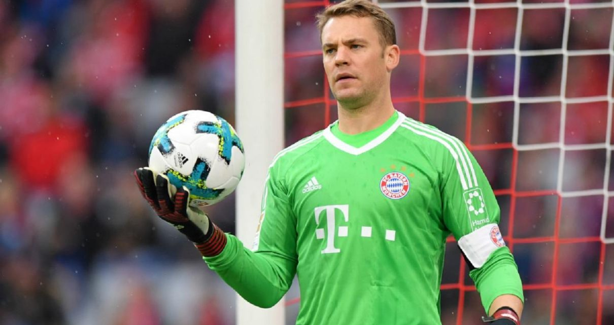 Manuel Neuer Added To Germany World Cup Team | Spurzine