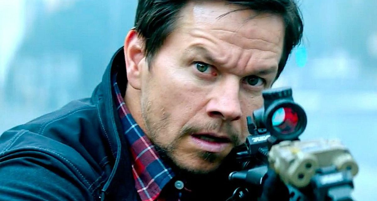 "New Movie: Mark Walhberg Shoots Through ""Mile 22"" 