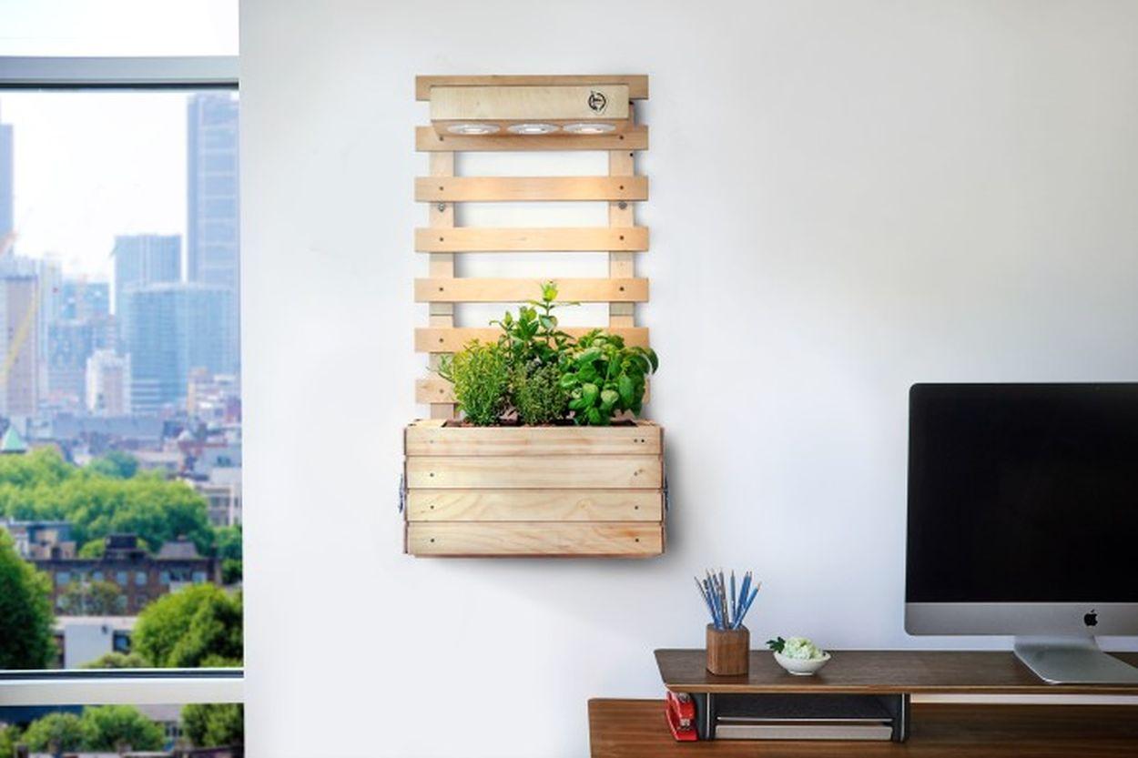 Gartenzwerg Has Designed a Smart Garden for Your House   Spurzine