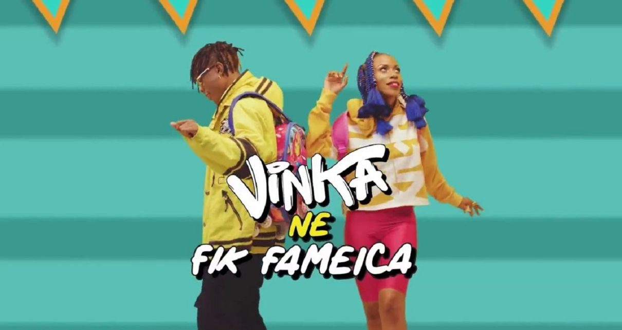 Tubikole - Fik Fameica and Vinka Lyrics | Spurzine