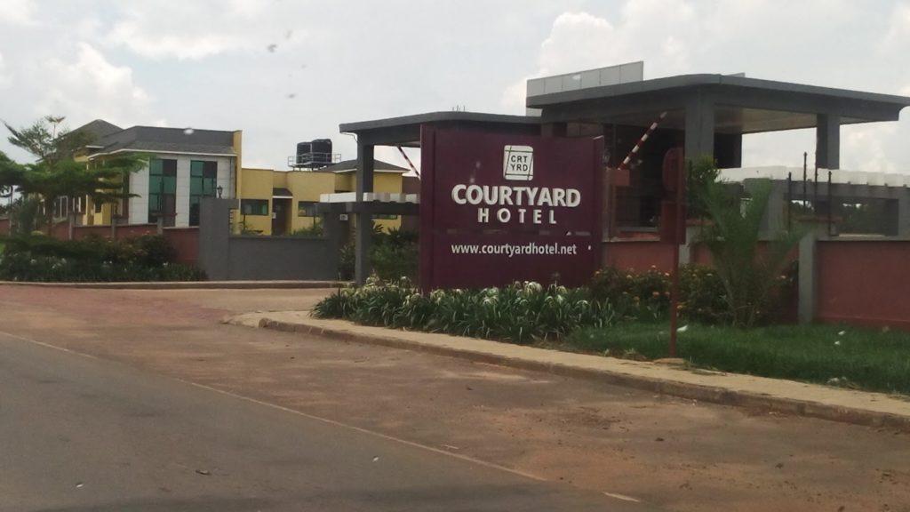 courtyard Hotel Lyantonde Uganda - Spurzine