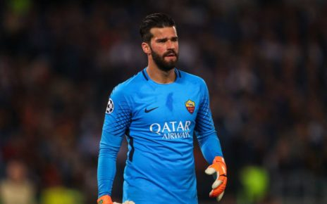 Roma Goalkeeper: Alisson Becker Heading to Liverpool | Spurzine