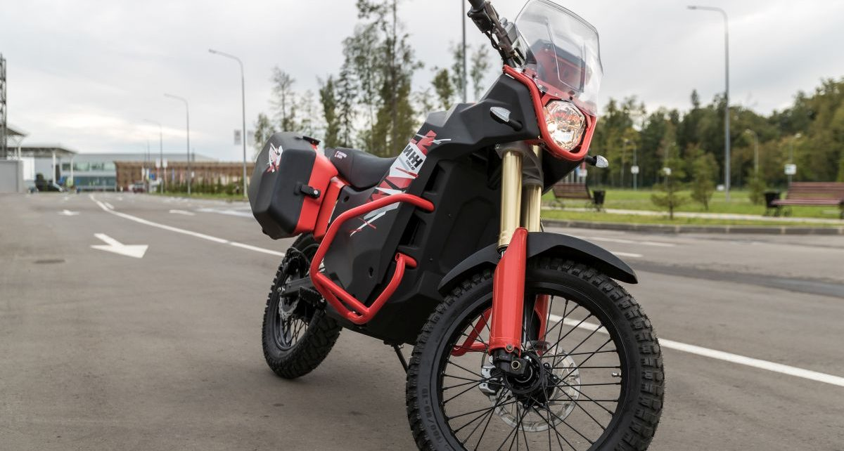 AK 47 Gun Manufacturer Reveals New Electric Motorcycles | Spurzine