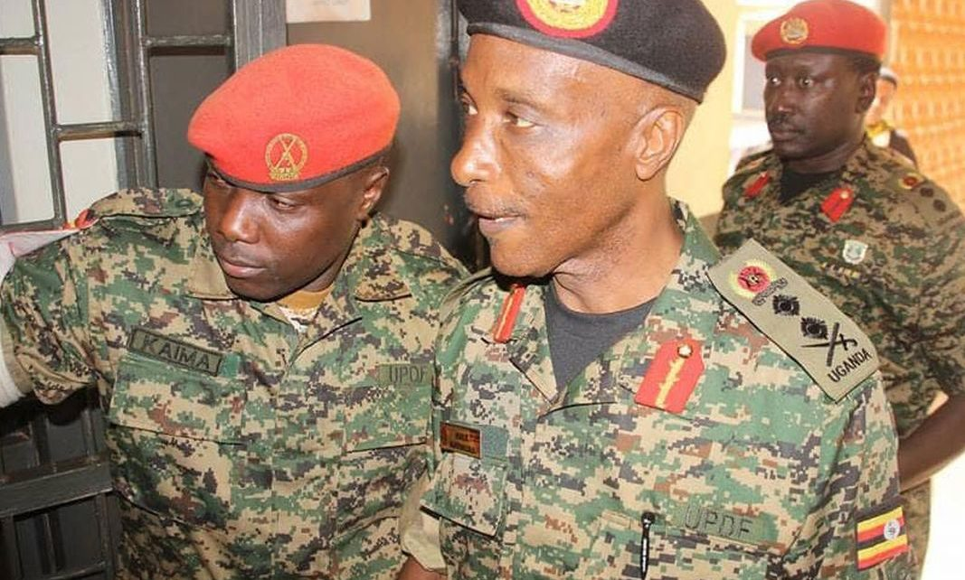 GKale Kayihura Granted Bail | Spurzine