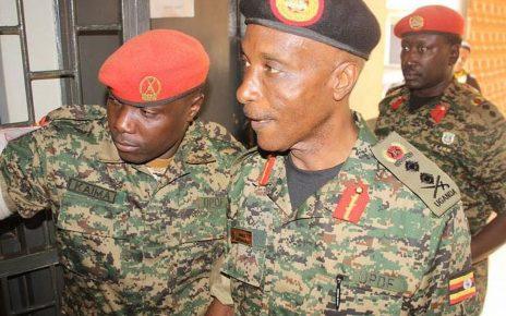GKale Kayihura Granted Bail | Spurzine
