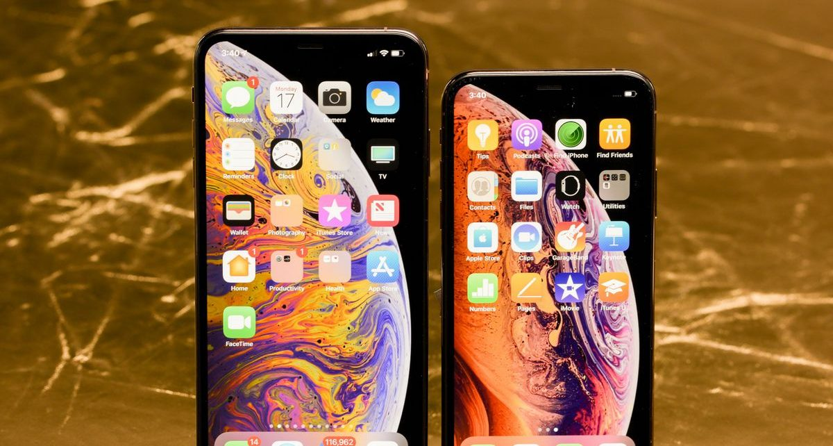 New Apple iPhone XS and iPhone XS Max Dual SIM - Spurzine