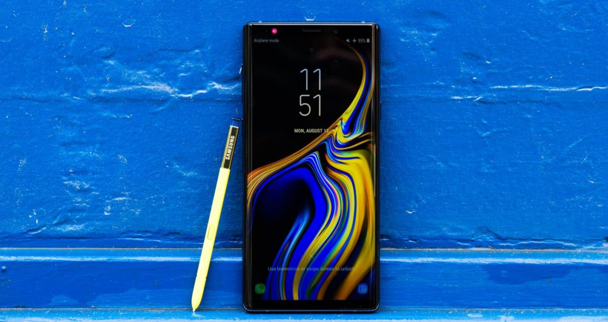 Galaxy Note 9 Catches Fire in Woman's Purse | Spurzine