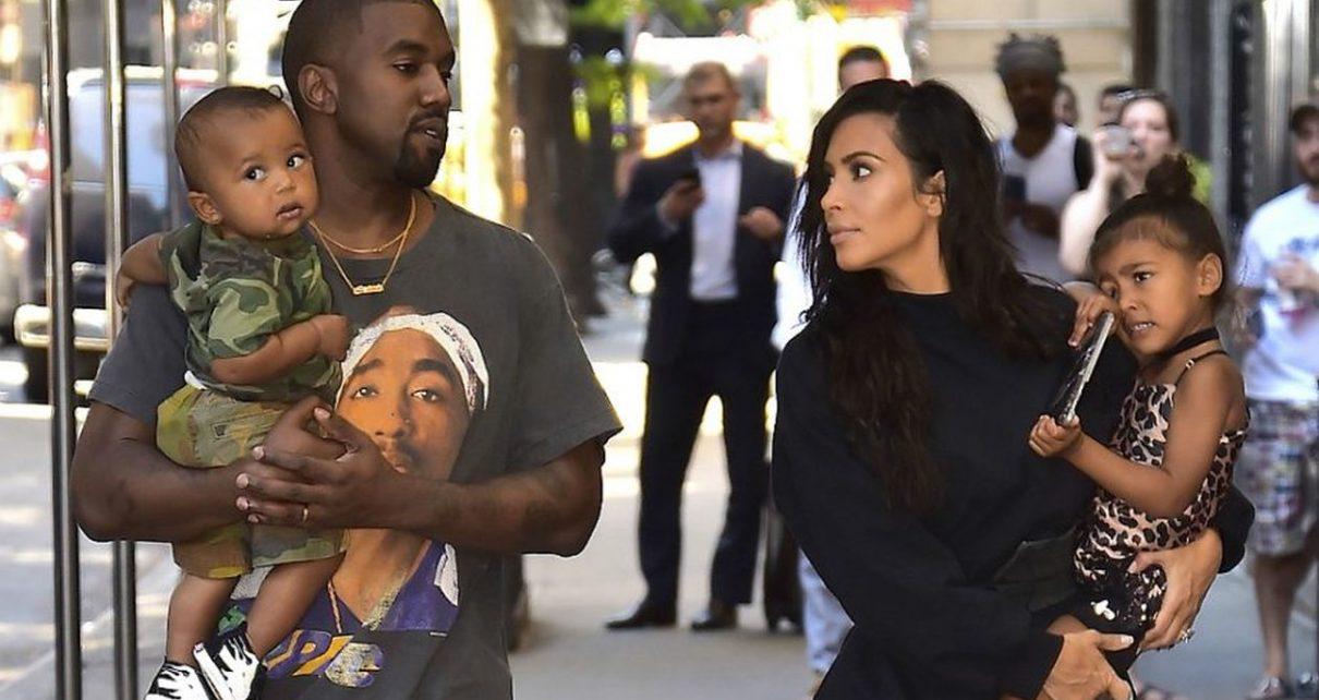 Kanye West and Kim Kardashian Visit Uganda | Spurzine