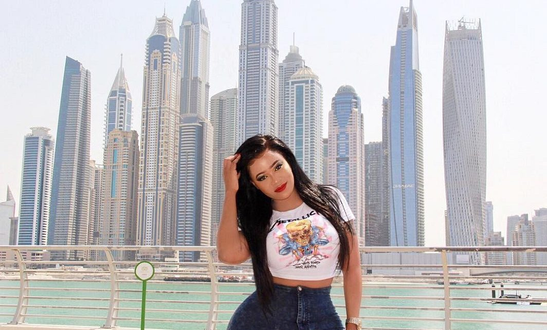 Vera Sidika & Otile Brown Find Love Again In Dubai | Spurzine
