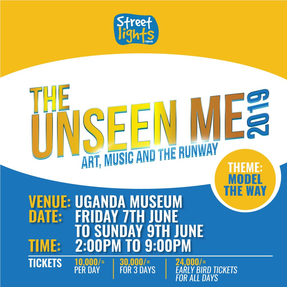 Streetlights Uganda Unseen Me Exhibition 2019 Is Back! | Spur Magazine