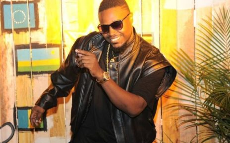 Daddy Andre, a singer and producer from Uganda,