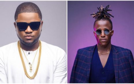 Prince Omar and Skales release their Bikini song.