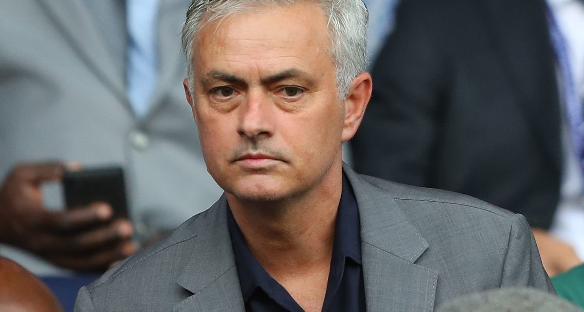 Jose Mourinho named new head coach of Spurs. | Spurzine