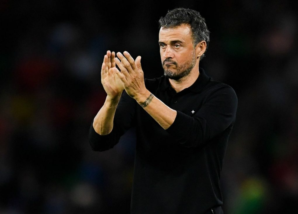Luis Enrique has been re-appointed as the manager of Spain.