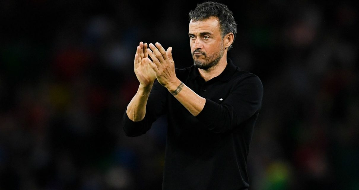 Luis Enrique has been re-appointed as the manager of Spain. | Spurzine
