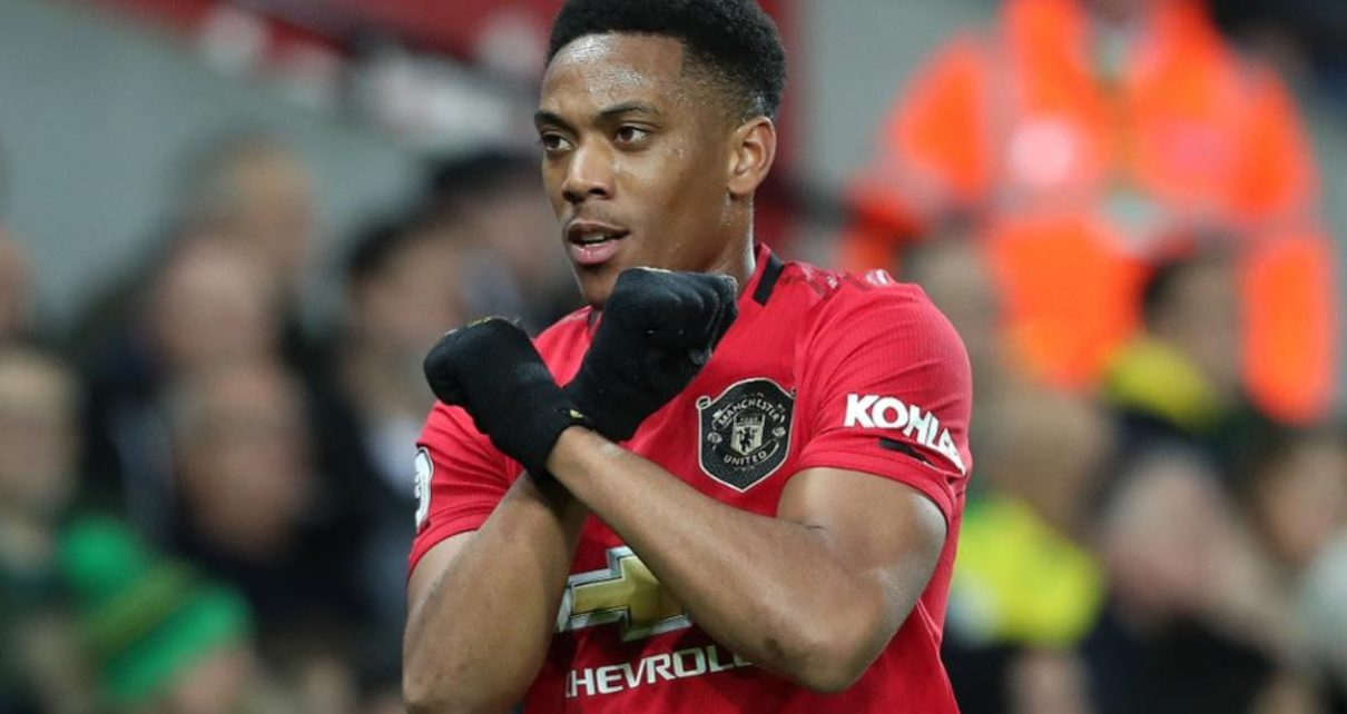 Anthony Martial To Miss Tottenham Game | Spurzine
