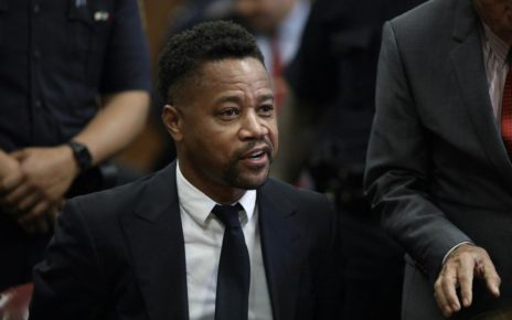Cuba Gooding Jr Under Fire Over Groping Scandal | Spurzine