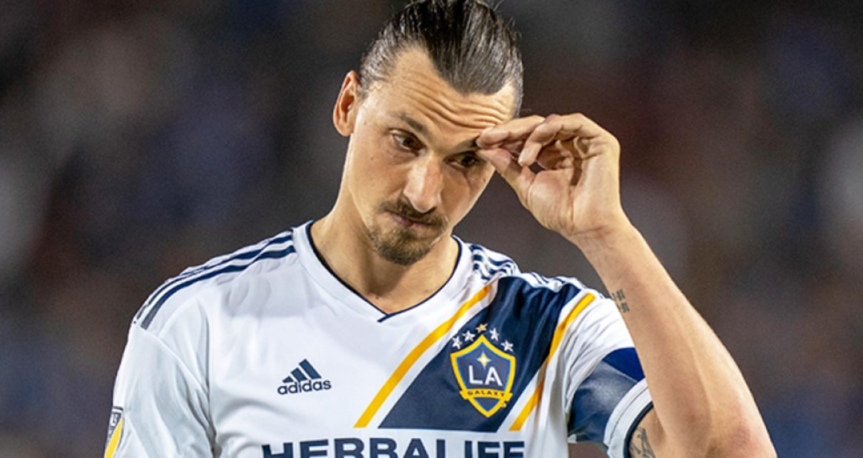 Zlatan Ibrahimovic Statue Loses It's Nose To Vandals | Spurzine