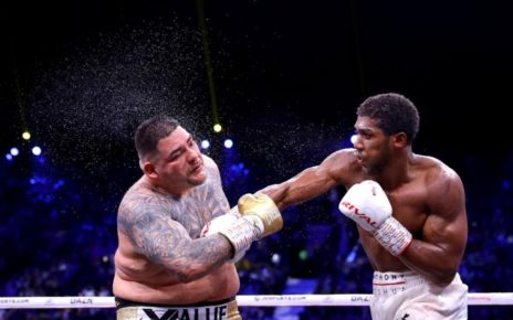 Anthony Joshua Sends Andy Ruiz Flying to Regain Heavyweight Titles | Spurzine