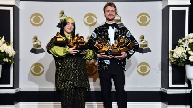 Billie Eilish Dominates the 2020 Grammys | Spurzine