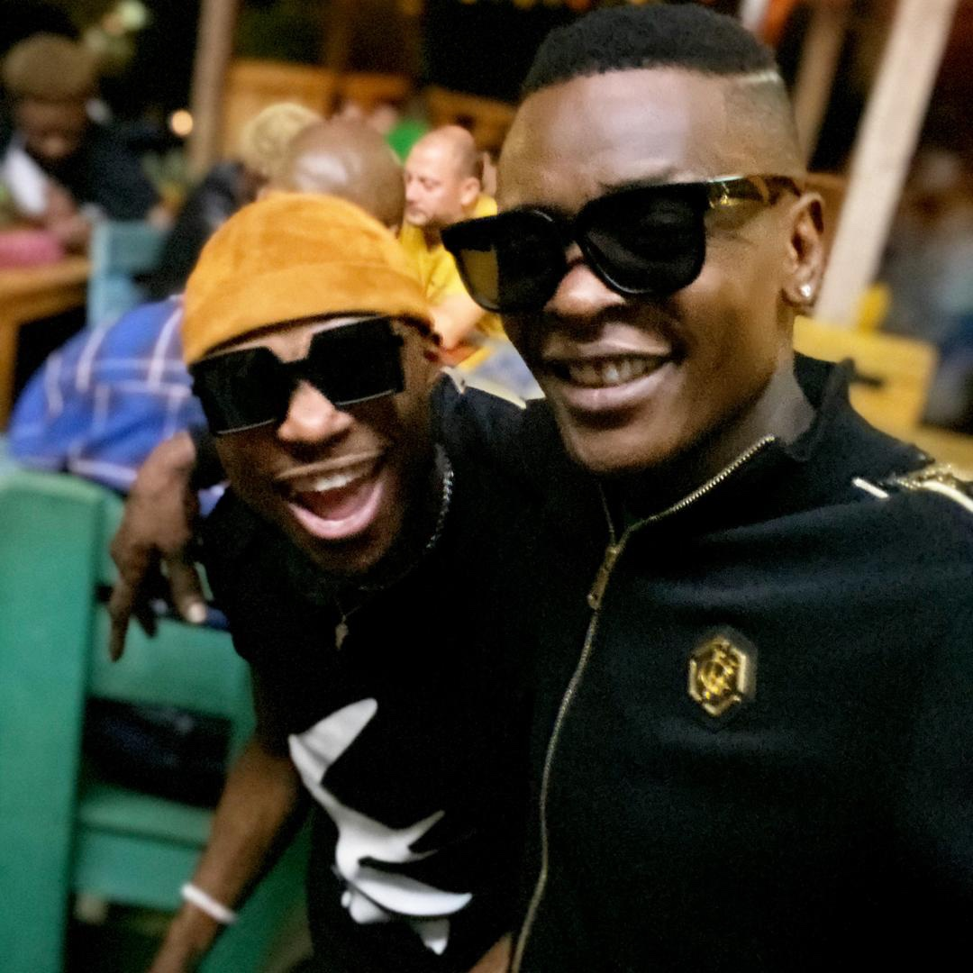 Ketchup And Chameleone Could Be Secretly Recording New Song | Spurzine