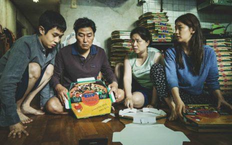 Korean Film 'Parasite' Gets Top Honors With SAG Award   Spurzine
