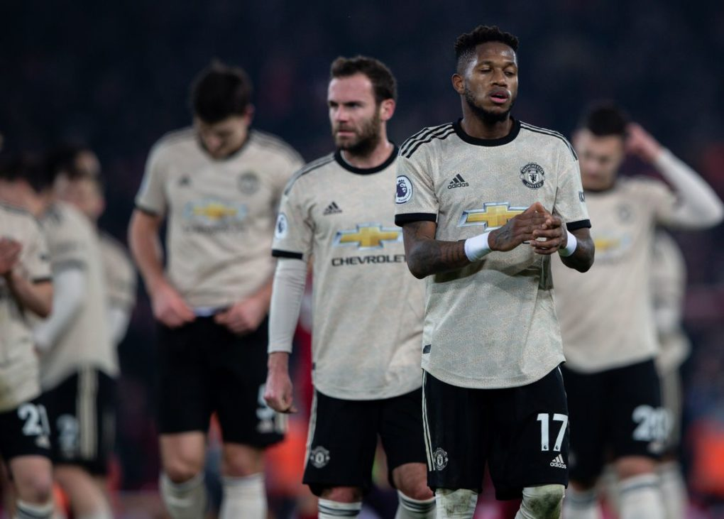 Manchester United Charged by FA | Spurzine
